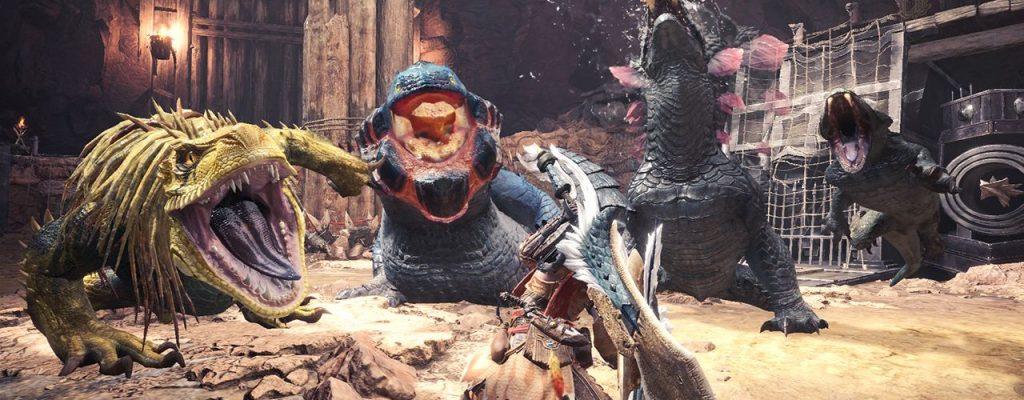 Die Event-Quests im März zu Monster Hunter World im Überblick