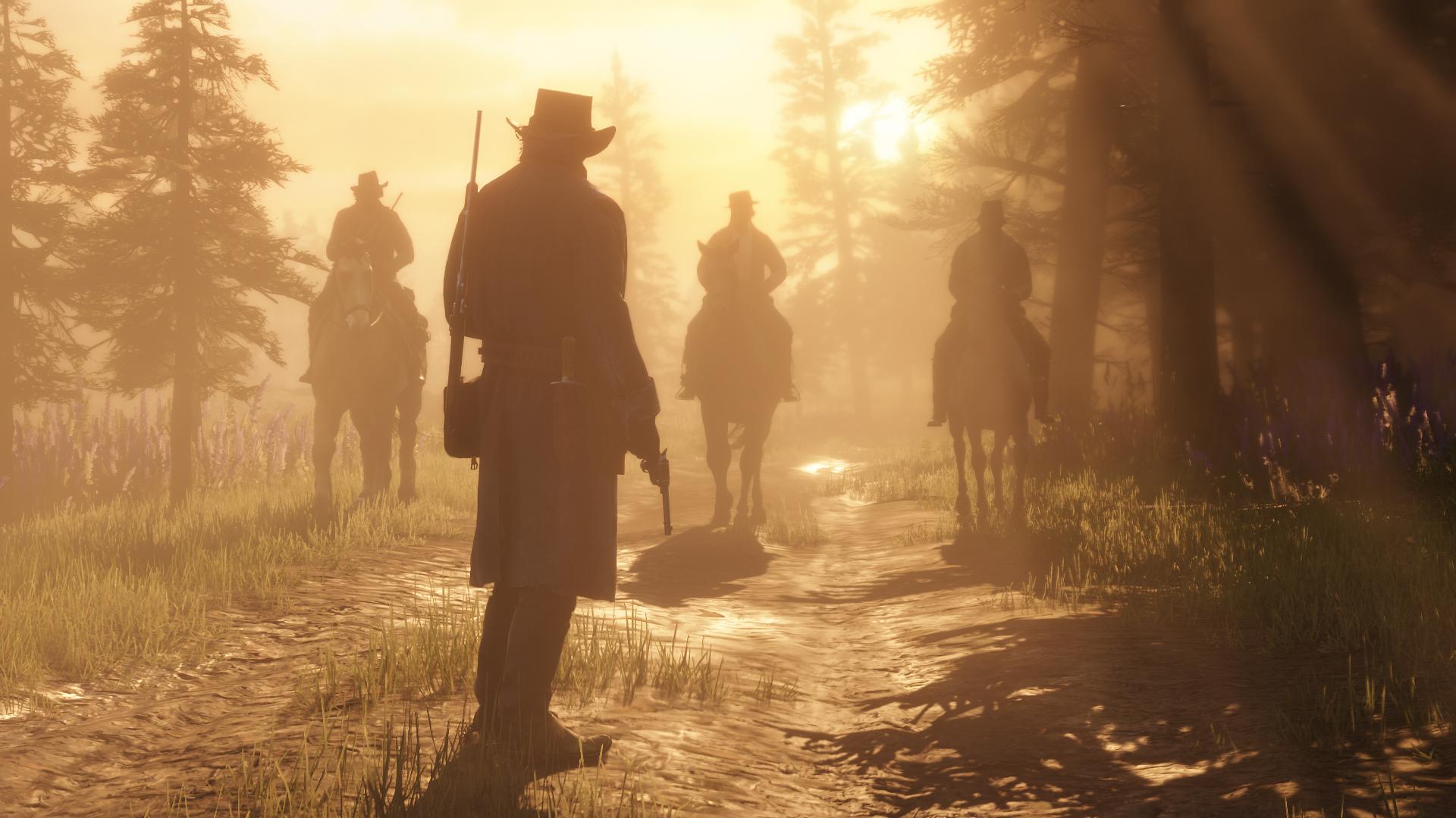 Red Dead Redemption 2 Schütze Sonne