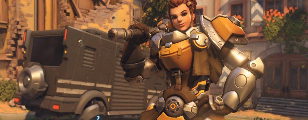 Overwatch: Die neue Heldin Brigitte kommt nächste Woche!