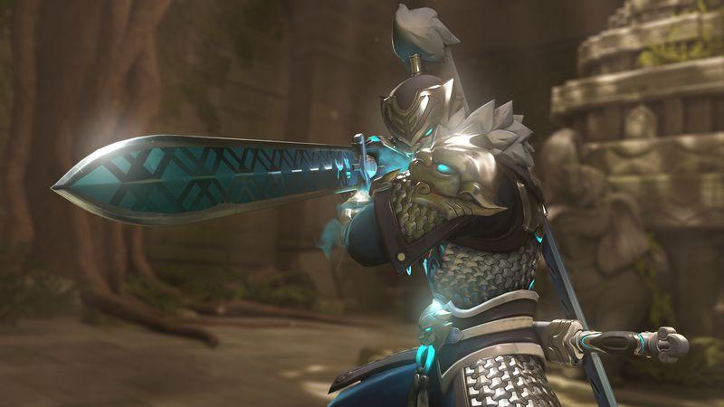 Overwatch LNY Genji