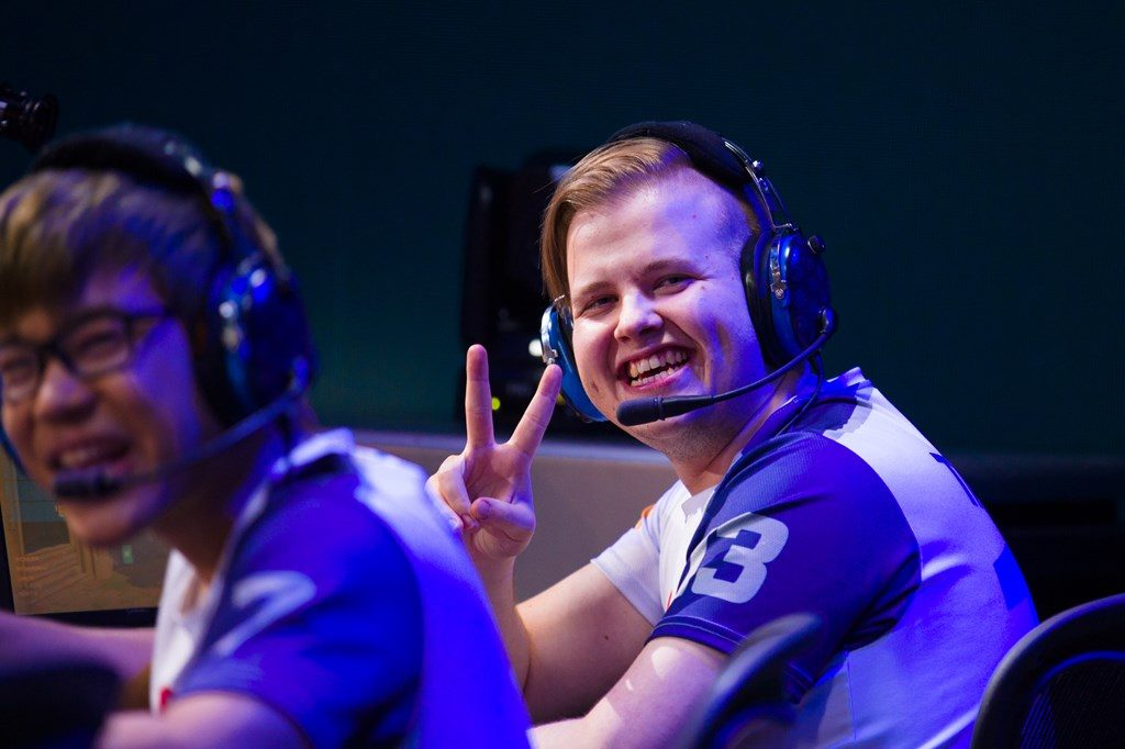 Overwatch League Dallas Fuel Timo Taimou Kettunen