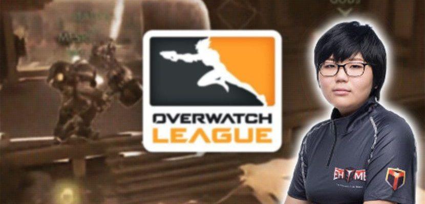 Weltbeste Spielerin ist wohl doch gut genug für die Overwatch League