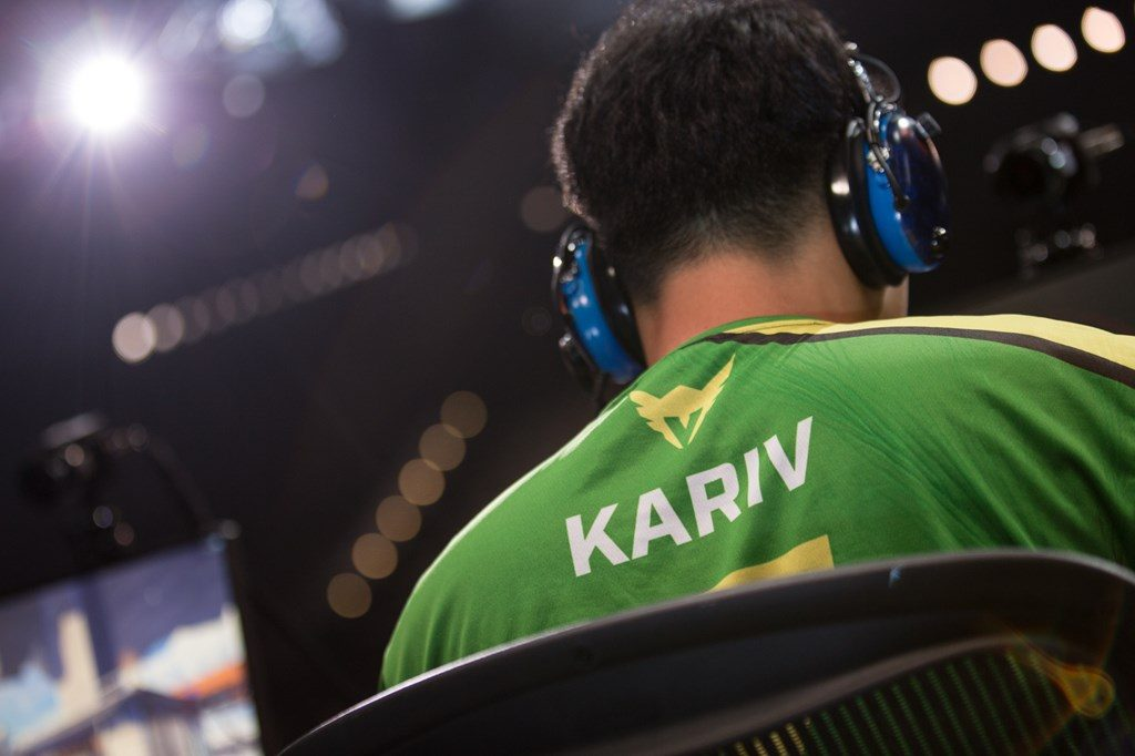 Overwatch League LA Valiant Young-seo_KariV_Park