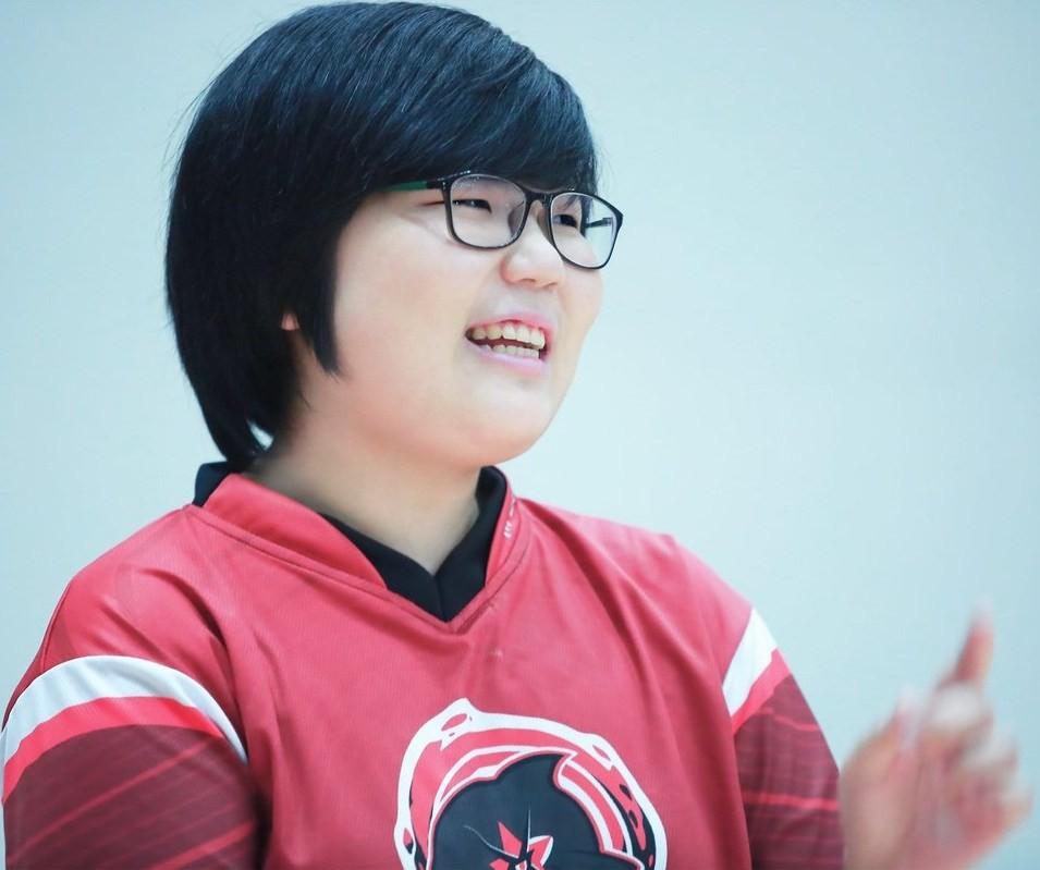 Overwatch Profi-Spielerin Kim Geguri Se-yeon von den Rox Orcas