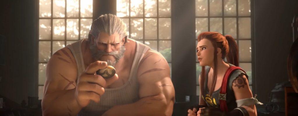 Neuer Overwatch-Teaser – Kommt Brigitte oder baute sie die Waffe für die Queen?