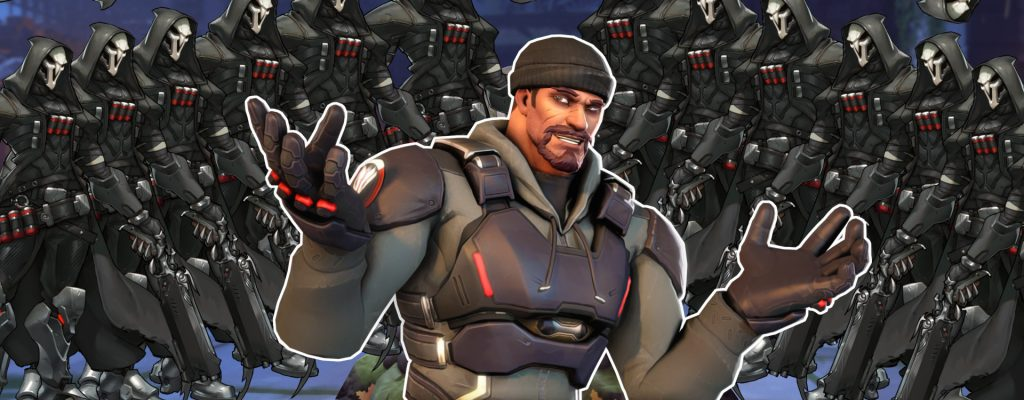 Verrückter Glitch erlaubt 6vs50-Matches in Overwatch