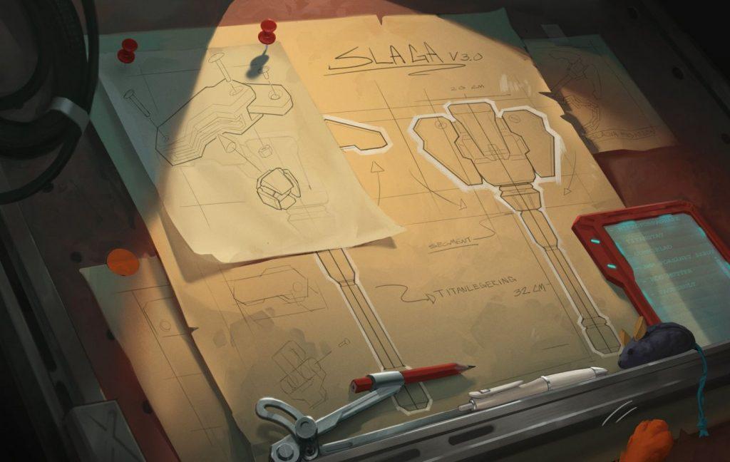 Overwatch neuer Held Teaser brigitte 2
