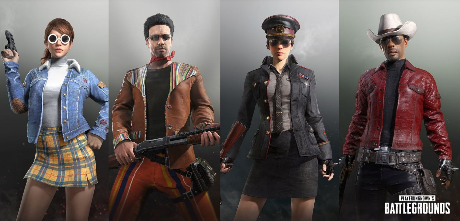 PUBG neue Outfits