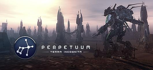 Perpetuum unbekanntes Land
