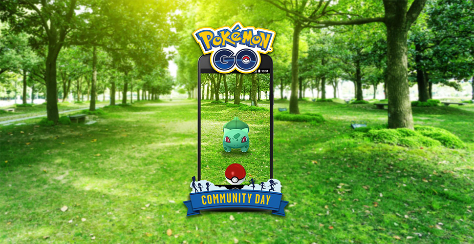 Pokémon GO Com Day 3 Titel