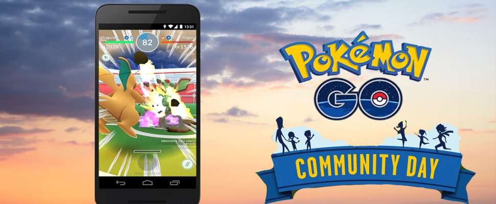 Pokémon GO: 2. Community Day bringt besondere Dragoran-Attacke