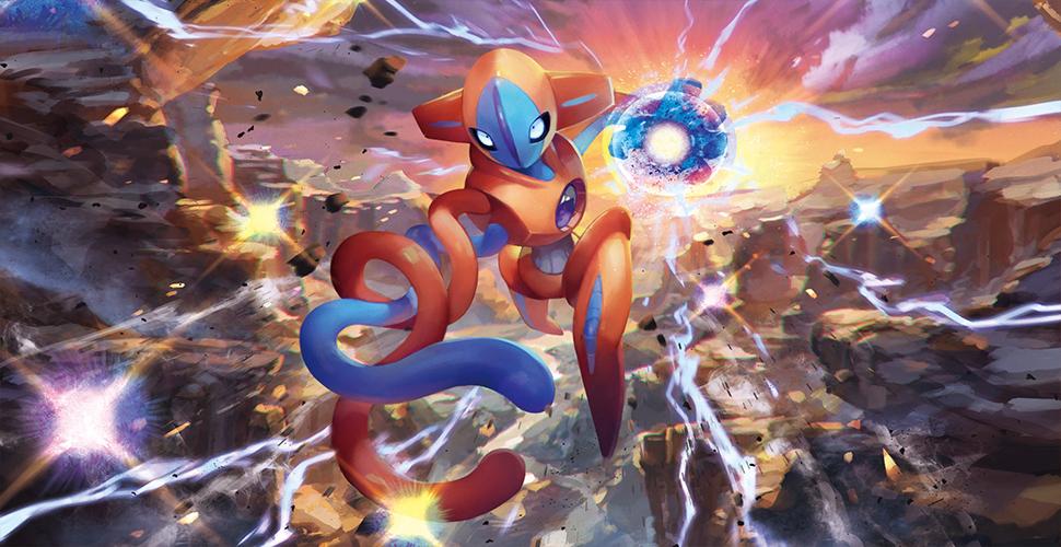 Pokémon GO Deoxys Titel