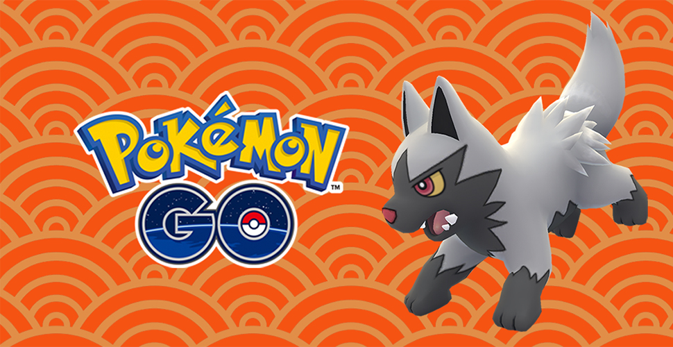 Pokémon GO Neujahr Hund Titel