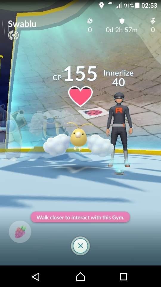 Pokémon GO Rocket Arena