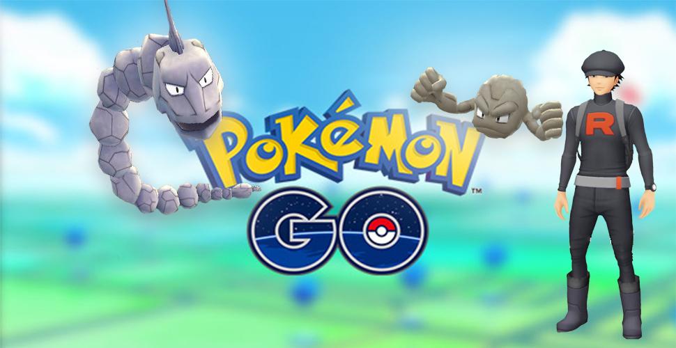Pokémon GO Team Rocket Titel