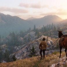 Red Dead Redemption 2 Landschaft