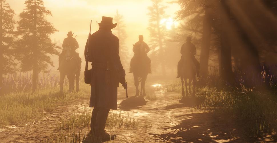 Red Dead Redemption 2 Titel Sonne