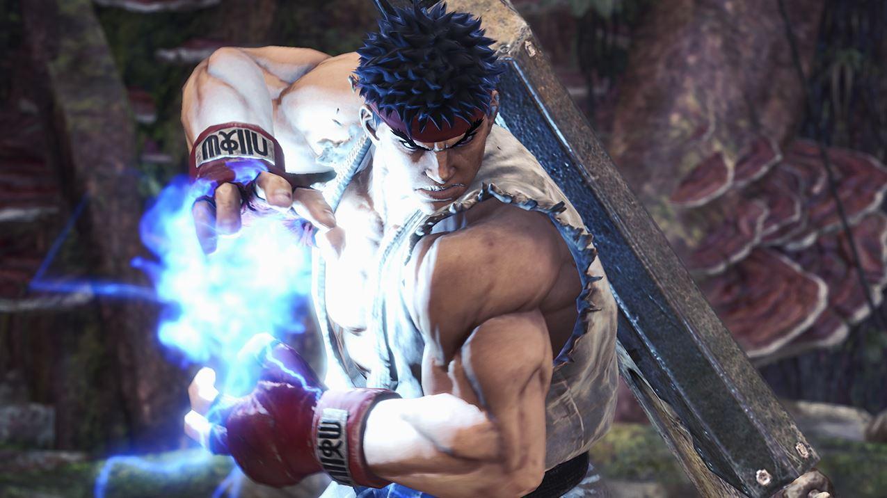 Ryu-Street-Fighter-V