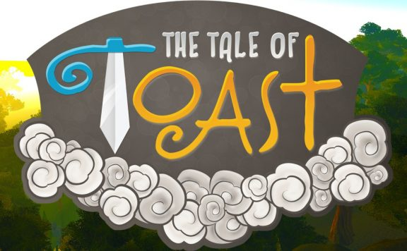 The Tale of Toast Header