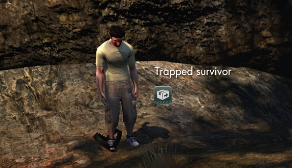 Trapped Survivor The Secret World