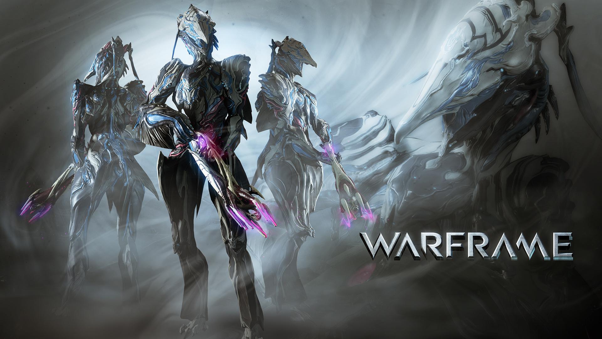 Warframe-Zephyr