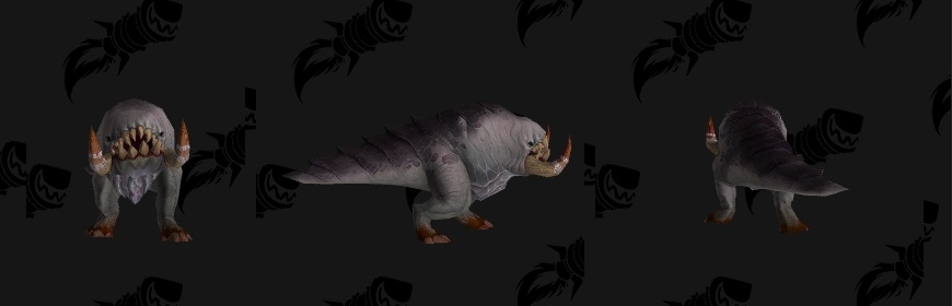 WoW BfA Dart Pet