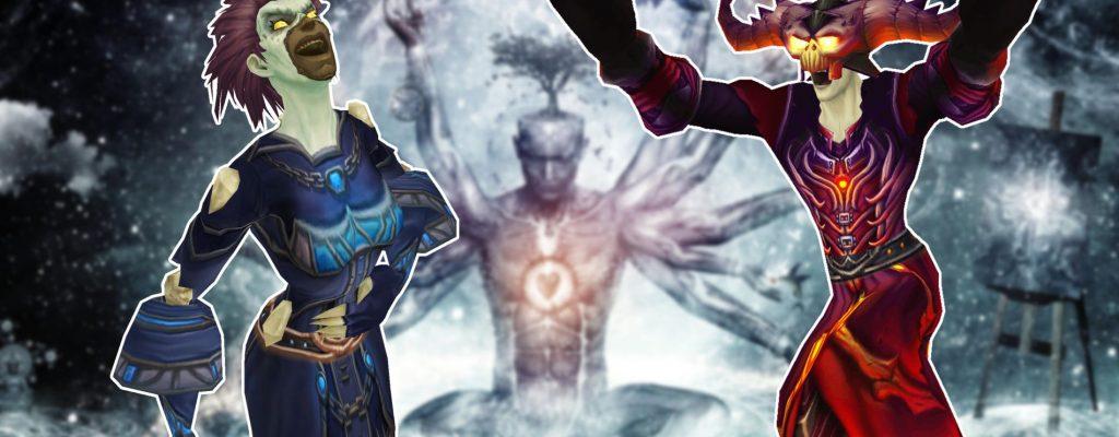 Irre! Mythic-Raider in WoW tippt alle Zauber per Hand ein