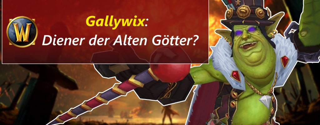 "Gruselige WoW-Theorie: Ist Gallywix der ""King of Diamonds""?"