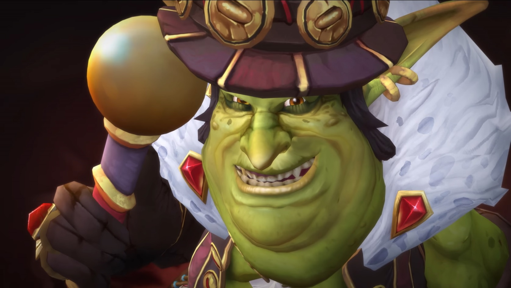 WoW Gallywix Grin Goblin