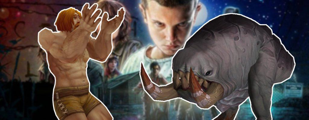 "In WoW: Battle for Azeroth versteckt sich ein ""Stranger Things""-Easter Egg"