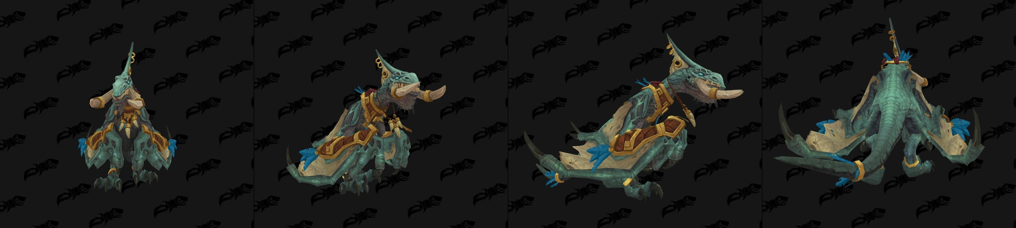 WoW Zandalari Fluggestalt