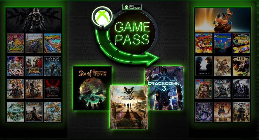 Xbox Game Pass2