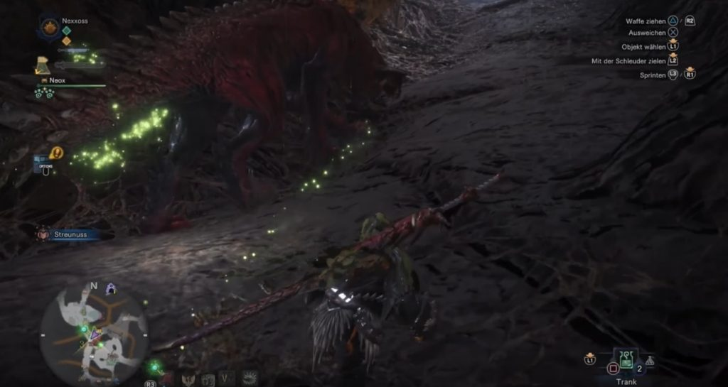 monster hunter world odogaron