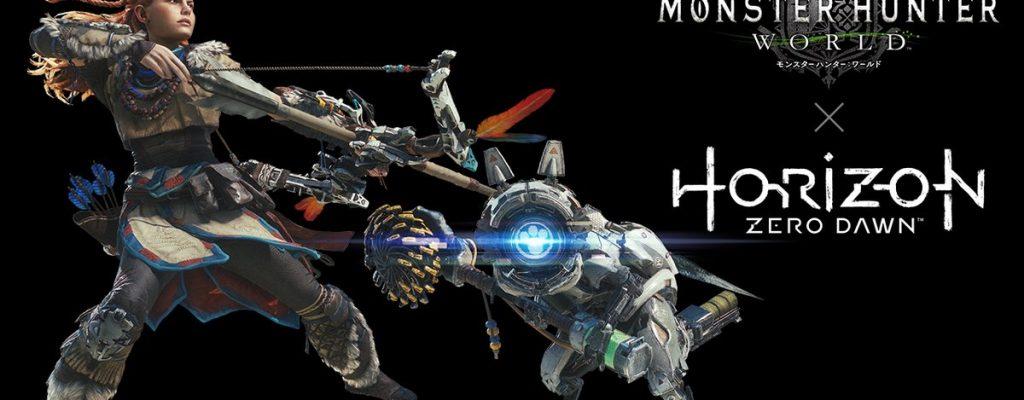 Das müsst Ihr tun, um Aloy für Monster Hunter World zu erhalten