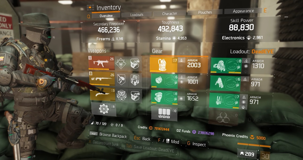 Smg Builds For Division