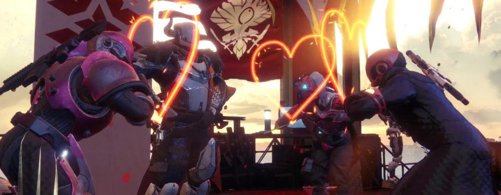 Destiny 2: Scharlach-Woche startet morgen – Seht hier, wie sich Liebe anhört!