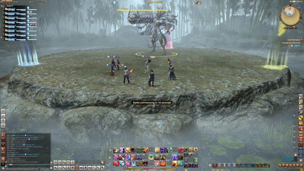 the vault ffxiv tank guide