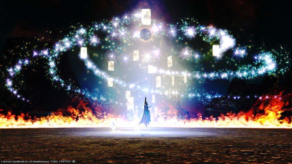 final fantasy xiv astrologe limit