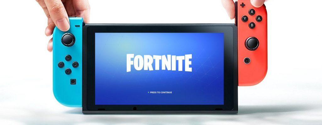 Erscheint Fortnite noch in 2018 auf der Nintendo Switch?