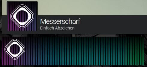 messerscharf