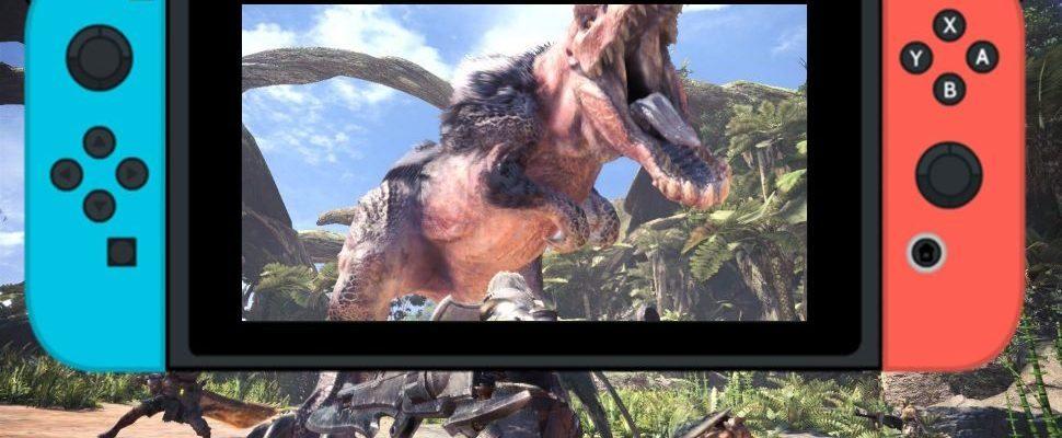 Capcom sagt: Port von Monster Hunter World auf Switch ist schwierig