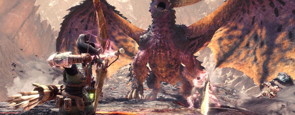 Top-Games Januar 2018: Monster Hunter World stark ohne Lootboxen