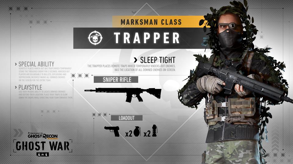 GRW Trapper