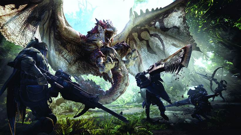 monster hunter world rathian