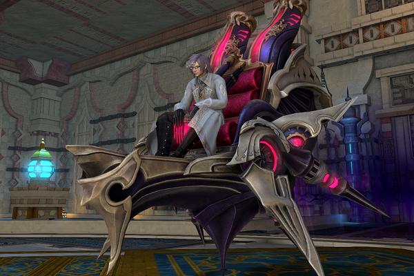 Final Fantasy XIV: Dieses neue SF-Mount gibt's als Belohnung im PvP