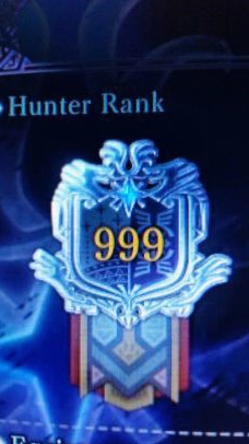 monster hunter world maximaler jägerrang 999