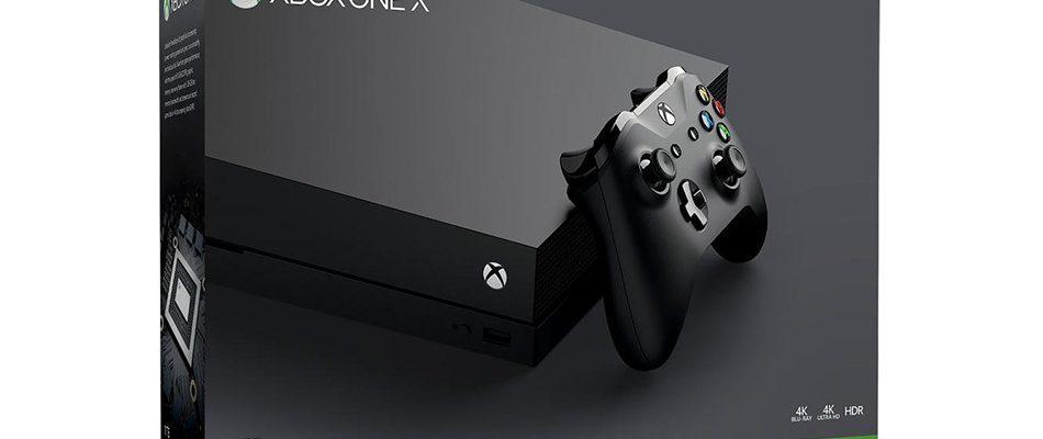 Xbox One X im Bundle mit zweitem Controller für 499 Euro – Aktuelle Saturn-Angebote