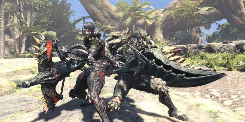 So verändern sich die Waffen mit dem 1. DLC in Monster Hunter World