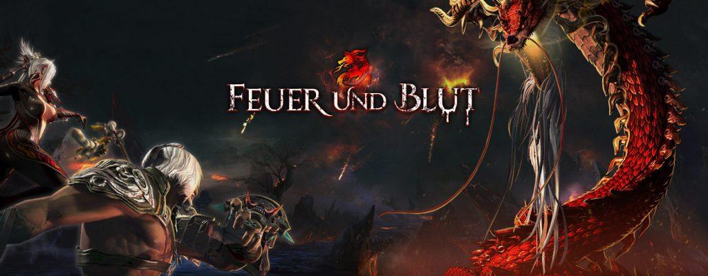 Neben dem Drachen in Blade & Soul sehen eure Helden wie Zwerge aus