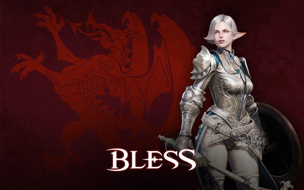 Bless Aqua Elves